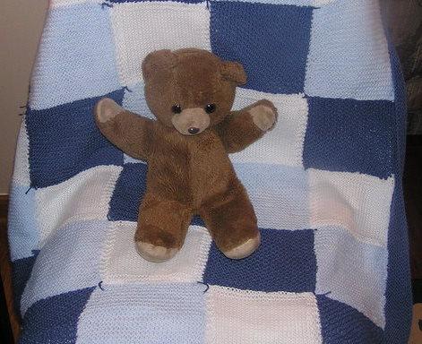 Mystery Baby Blanket II