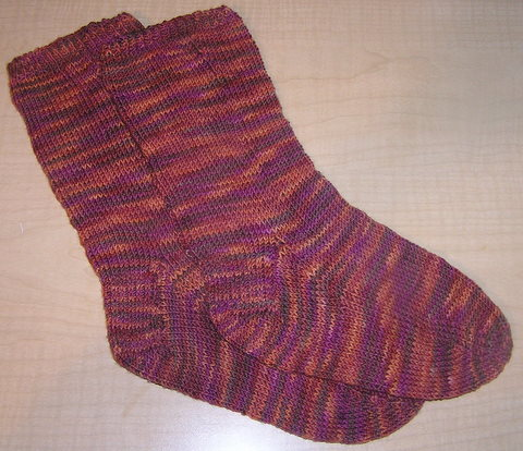 Soktoberfest Socks '07